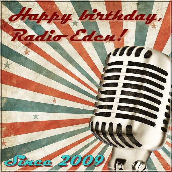 Birthday Radio Eden